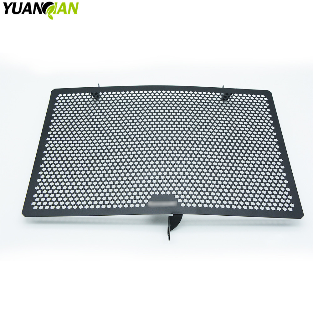 For Kawasaki Z1000 Z 1000 10-16 z800 800 13-16 Z750 10-16 Motorcycle Stainless Steel Radiator Guard Protector Grille Grill Cover motorcycle radiator protective cover grill guard grille protector for kawasaki z1000sx ninja 1000 2011 2012 2013 2014 2015 2016