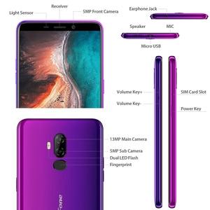 Image 2 - Ulefone P6000 Plus 4G LTE Cellphone Android 9.0 6350mAh Smartphone 6.0 inch Face ID Dual Camera Quad Core 3GB 32GB Mobile Phone