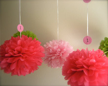 Buy red paper flowers and get free shipping on aliexpress red paper flowers balls party decorations 10inch 25cm 4pieces mightylinksfo