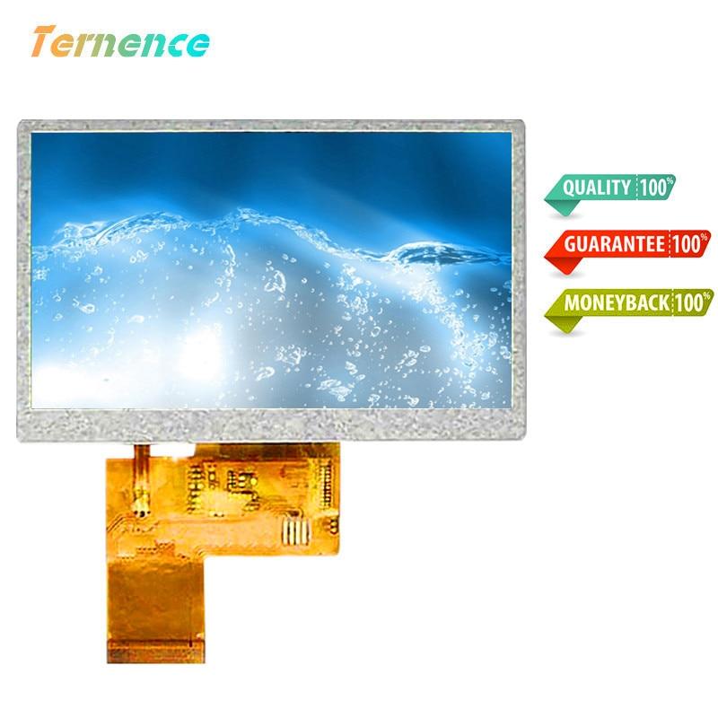 Skylarpu 4.3 inch HD TFT LCD Screen display for SATLINK WS-6932 WS-6936 WS-6939 WS-6960 WS-6965 WS-6966 WS-6979 Satellite Finder наклейки olive8851 fashion drop panda hg ws 1580