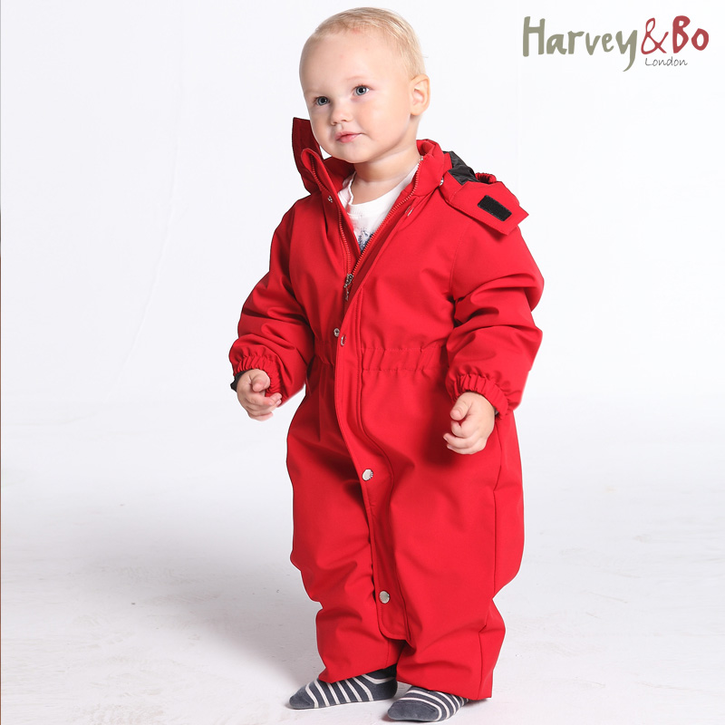 Harvey & Bo körpə qaranquş küləkə davamlı suya davamlı xarici - Körpələr üçün geyim - Fotoqrafiya 2