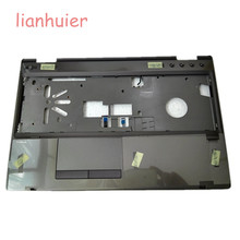 New/Orig Upper shell for HP ProBook 6570b series upper cover palmrest topcase Touchpad 641204 001