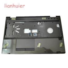 Yeni/Orijinal için Üst kabuk hp ProBook 6570b serisi üst kapak palmrest topcase Dokunmatik hp ad 641204 001