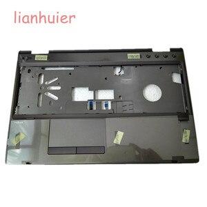 Image 1 - Yeni/Orijinal için Üst kabuk hp ProBook 6570b serisi üst kapak palmrest topcase Dokunmatik hp ad 641204 001