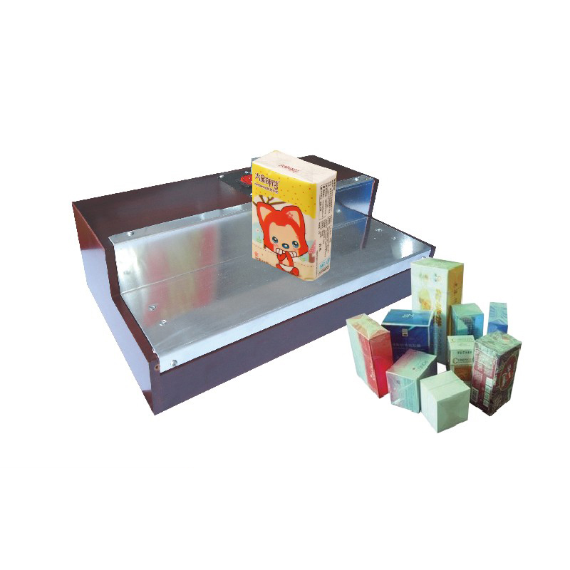 220V Hand film wrapping machine perfume box Tissue cigarette Packing machine 500W Y small cigarette box vending machine bjy b50 with light box