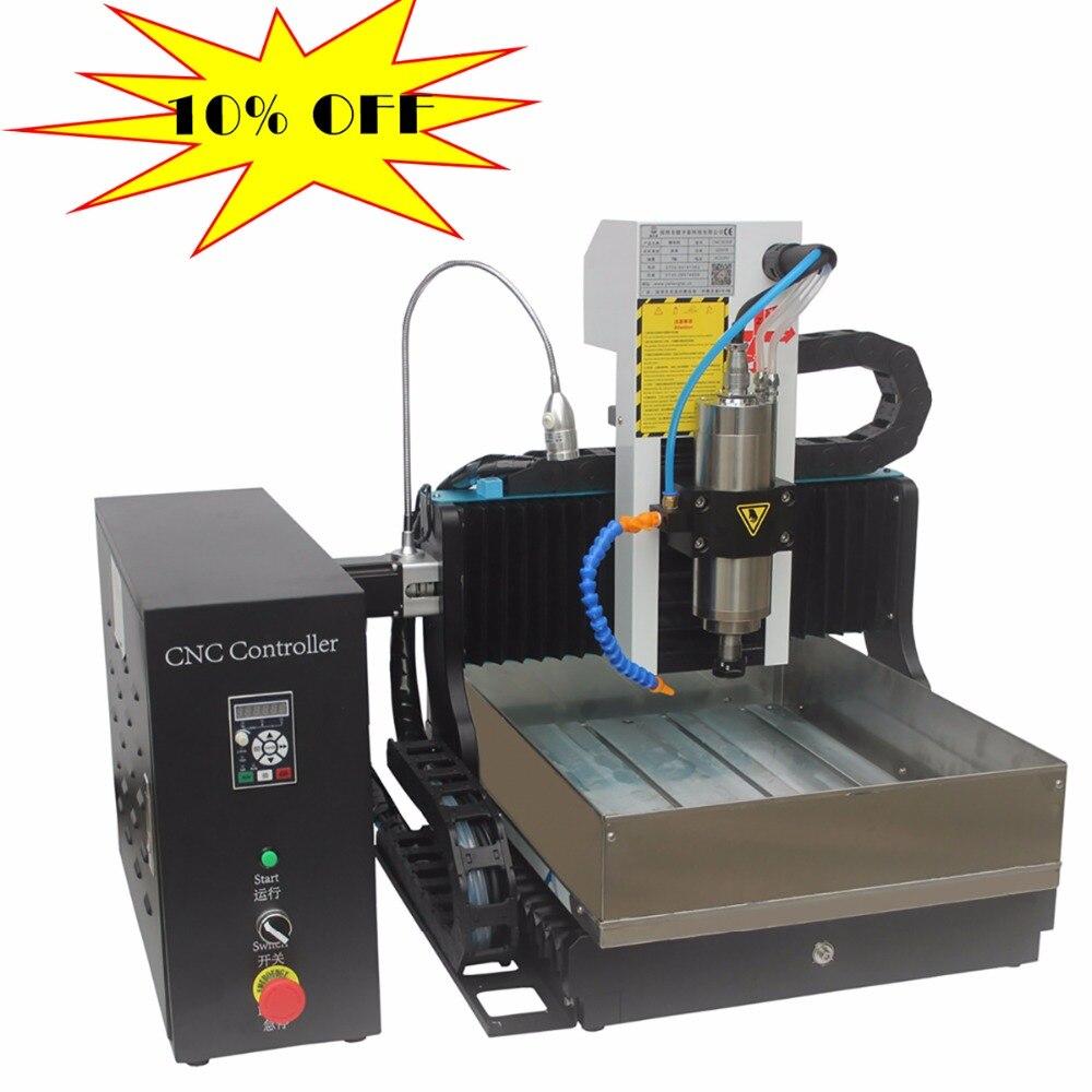 10% hors JFT Table routeur Mini bijoux 3d fraiseuse CNC Stl modèle métal gravure Machine