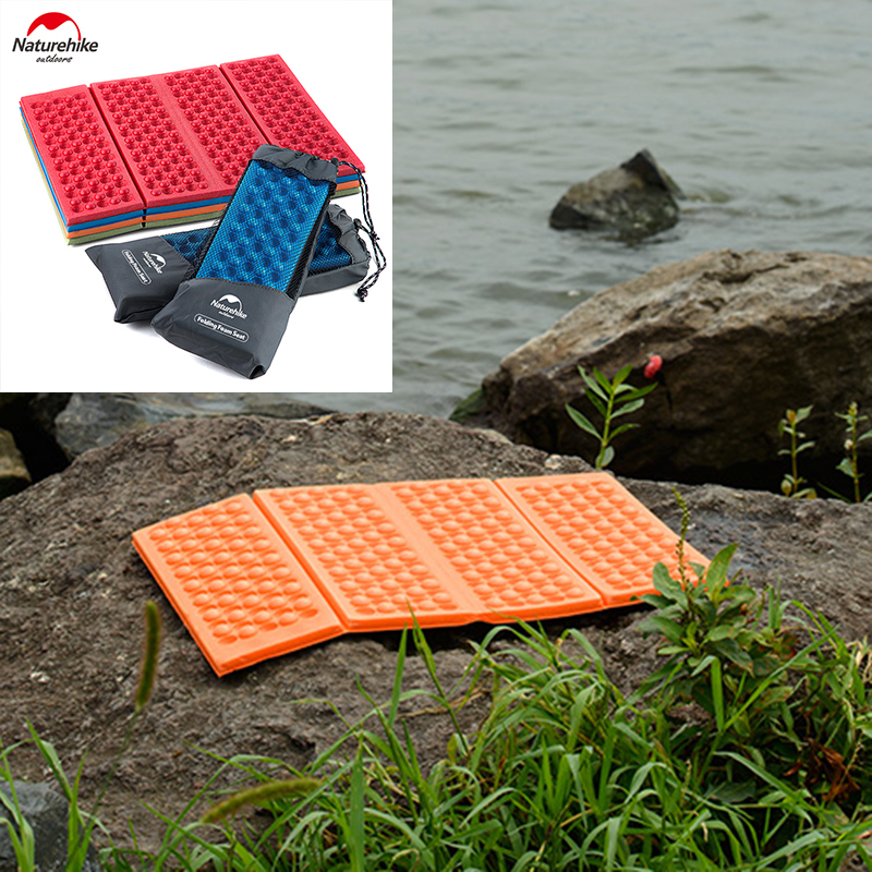 Outdoor Hiking Sport-Foam Sitting Pads Foldable Camping Dinning Cushion Seat Mat