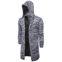 Neuheiten Männlich Pullover Strick Slim Fit Männer Dicke Warme Polo Pullover Marke Designer Männer Unterwäsche Strickjacke Großhandel S662