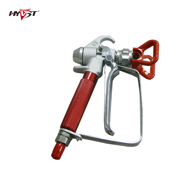 Electric airless spray gun painting sprayer gun High Pressure 3600 PSI 517 TIP Swivel Joint gun