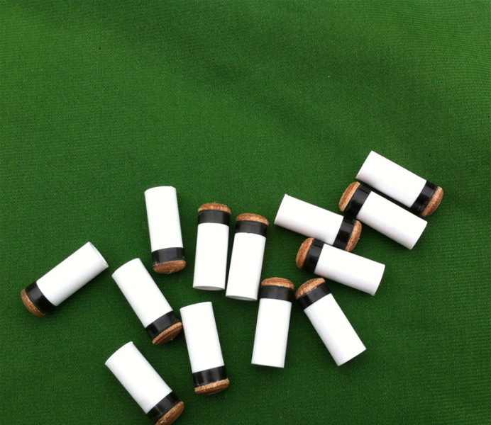 4700pcs 13mm Screw On Cue Tips For Billiard Pool Cue Stick
