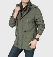 Men's autumn jacket, single thin waterproof waterproof jacket