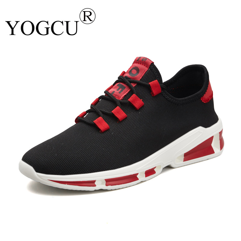 Mens sports shoes fly woven breathable deodorant lightweight mesh wear-resistant Superstar anti-skid shoes