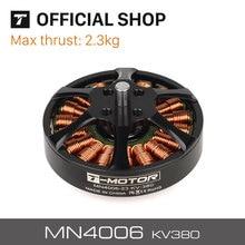T-motor Tiger Motor Profesional Anti-gravitasi motor 4006 380 KV-2 pcs/set Untuk UAV RC Drone Rotor Copter multi-rotor