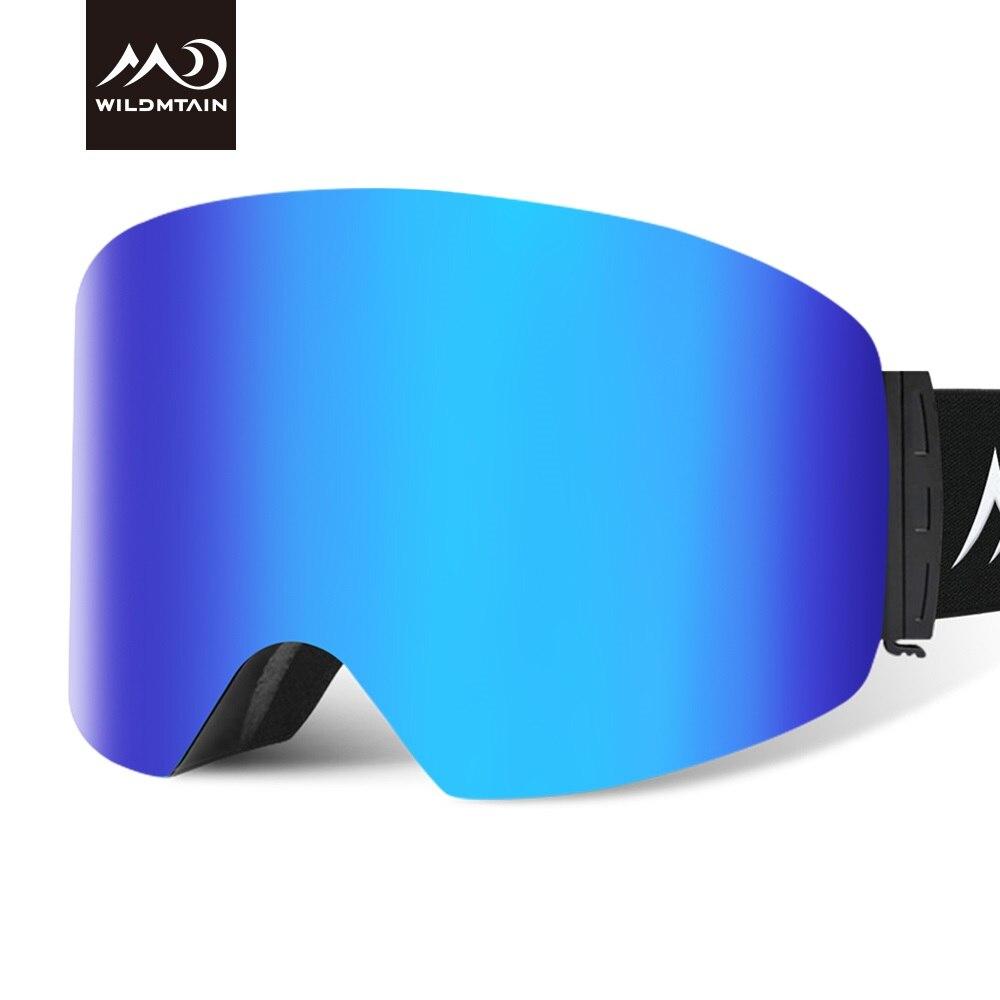 Image 2 - WILDMTAIN Snowboarding Ski Glasses Man Women Anti fog Premium Snow Ski Goggles UV Protection  Winter Sports Goggles Gafas SkiSkiing Eyewear   -