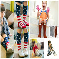 2017 New Children Boys Knee Socks Cartoon Cotton Baby Girl Boy Fox Winter Cute Sock For Children Clothing Girls Soft Hign Socks