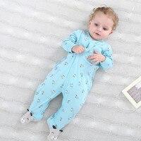 Orangemom 2017 Fashion Baby Pajamas Infant Baby Girl Clothing Unisex Baby Boys Clothes 100 Cotton