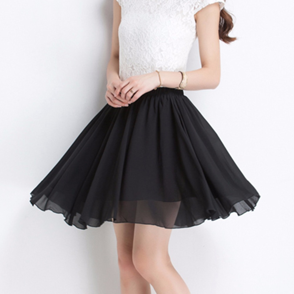 Vintage Short Skirt 80