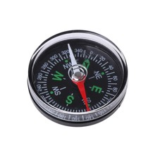 Camping Hiking Navigation Portable Handheld Compass Survival Practical Guider(China)