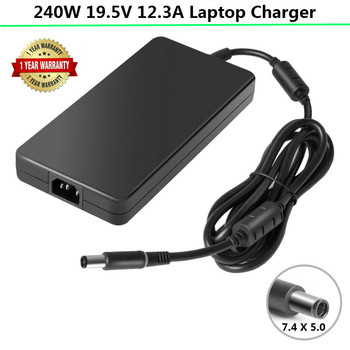 New Genuine 19.5V 12.3A 240W Ac Adapter For Alienware M15x M17x/M17x R2/M17x R3 PA-9E J211H J938H Y044M Laptop Charger new original 180w type c latitude ac adapter for dell alienware 13 r3 15 15 r2 15 r3 17 17 r2 17 r3 charger power supply