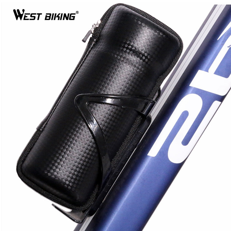 RockBros Bike Tool Capsule Bag Box Waterproof and Water Bottle Cage Holder