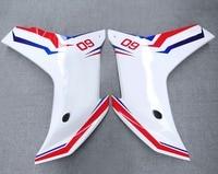 Left & Right Batwing Fairing Bodywork Part Fit For 11 12 Honda CBR600F 2011 2012