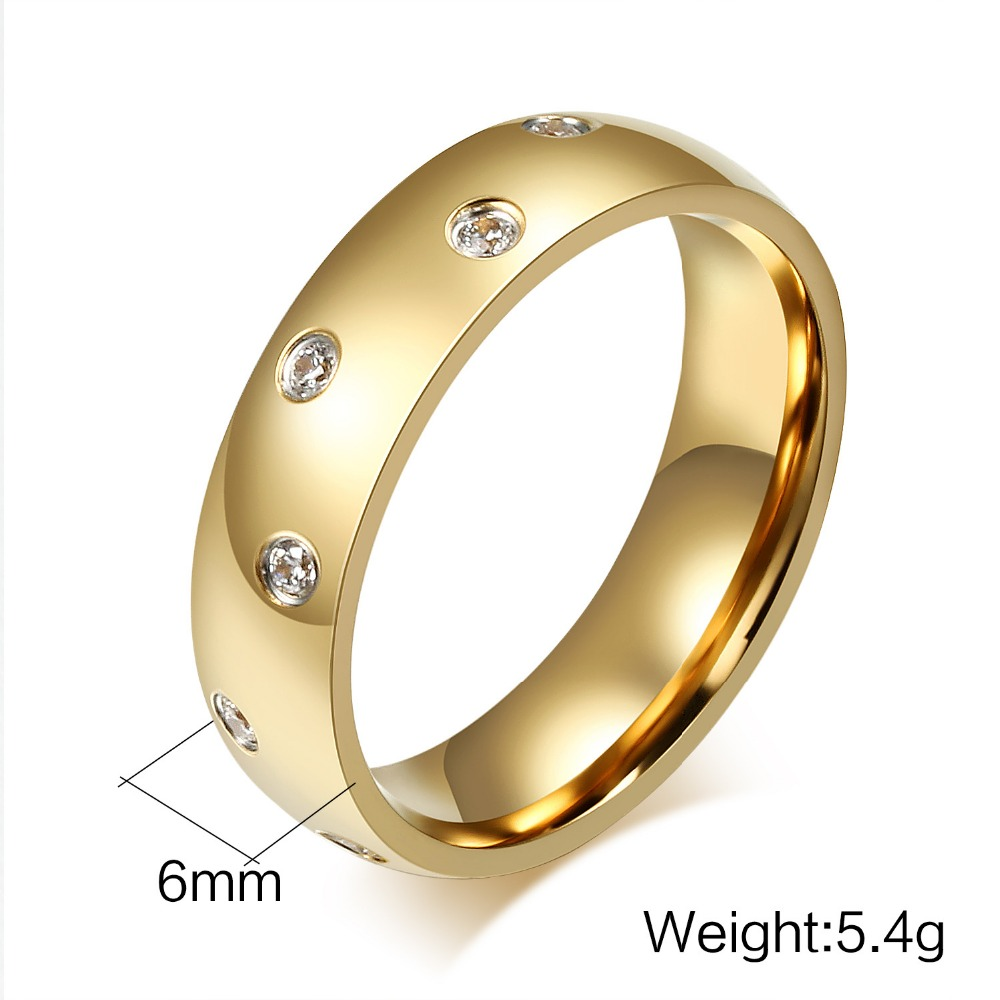 2017 hot selling stainless steel cubic zirconia crystal latest ...