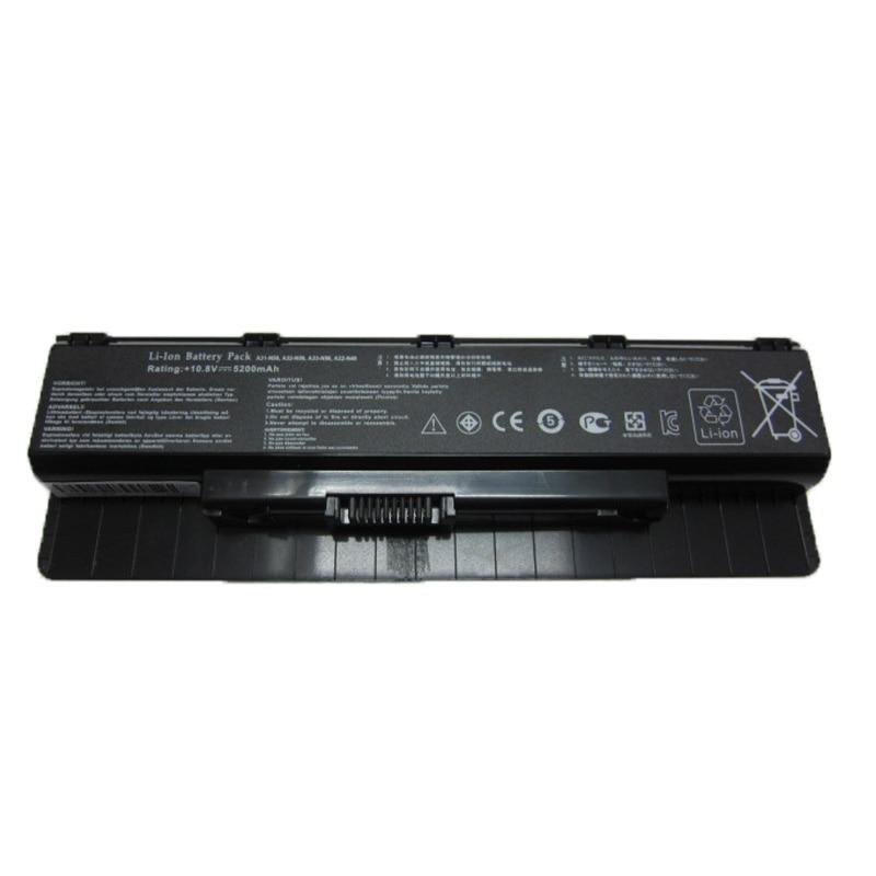 HSW 5200 mah Nouvelle Batterie D'ordinateur Portable pour ASUS N46 N46V N46VJ N46VM N46VZ N56 N56V N56VJ N56VM N76 N76VZ A31-N56 a32-N56 A33-N56 56WH