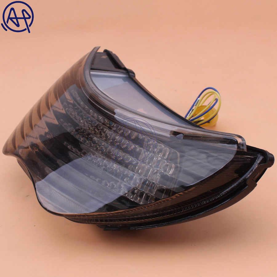 Motorcycle Geïntegreerde LED Achter Somke Lens Indicator Richtingaanwijzer & Rem staart Strakke Fit Voor Honda CBR 600 F4 1999 CBR600 2000