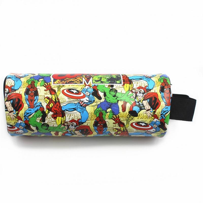 DC MARVEL Comics Collection Wallet Monederos Coin Purse Wallets Zipper Bag Purse Pencil Pen Case Cases Pouch