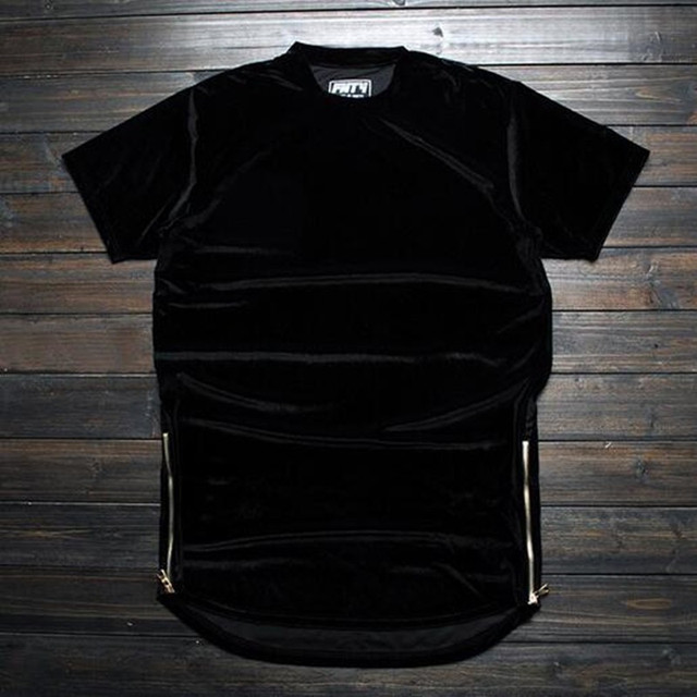 Urban Cut Velour Tee 3