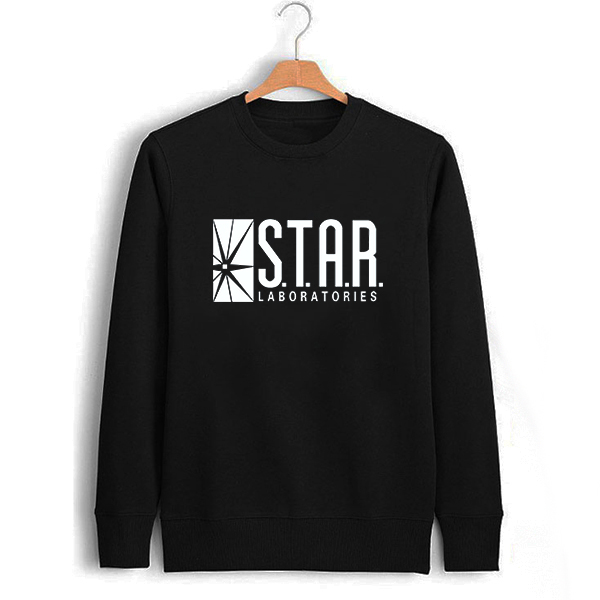 Star Lab Sign Sweatshirt 11