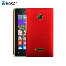 Coque-Cover Microsoft Lumia Case Phone-Back Matte Nokia for Plastic 435