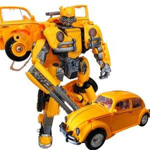 Image 1 - BMB weijiang كبيرة الحجم التحول الاطفال اللعب سبيكة H6001 3 SS أنيمي سيارة روبوت ديناصور نموذج عمل الشكل الكبار بوي لعبة هدية