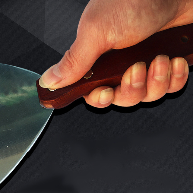 5pcs/set High Quality Putty Knife shovel Plastic Handle Scraper Blade Construction Tool wall decorative trowel hand tools 5