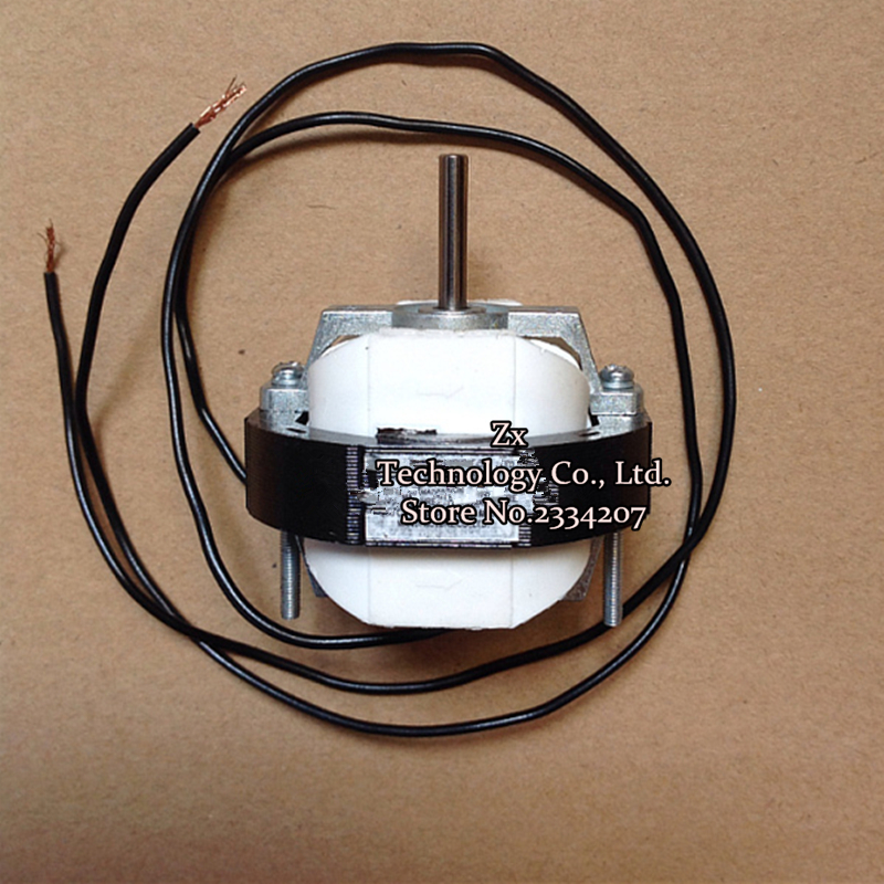 220V shaded pole asynchronous motor AC motor ventilator Heaters accessories YJ5812 in stock
