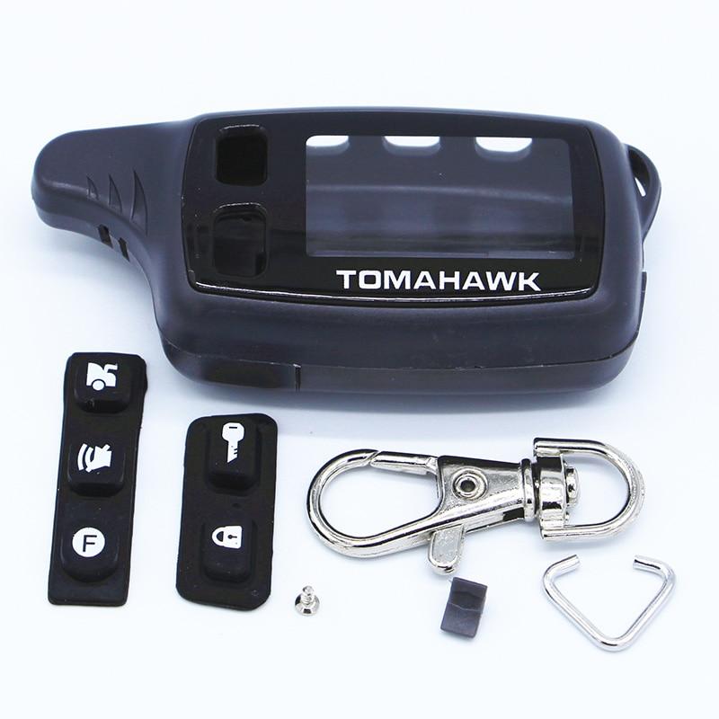 Case for TW9010 Keychain Tomahawk TW-9010 TW-9030 TW-9020 Remote Control TW 9010 9030 9020,TW9030,TW9020 free shipping недорго, оригинальная цена