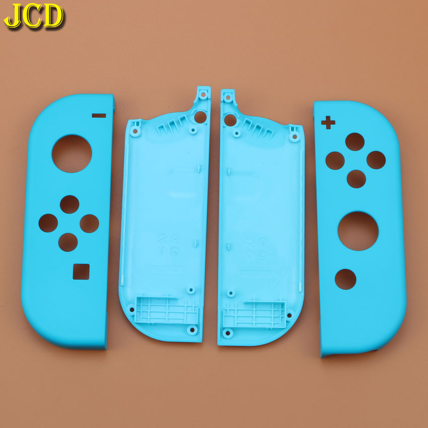Image 4 - JCD Hard Plastic R L Housing Shell Case Cover for Switch NS NX Joy Con Controller for Joy Con Battery Bracket Handle Inner Frame-in Cases from Consumer Electronics