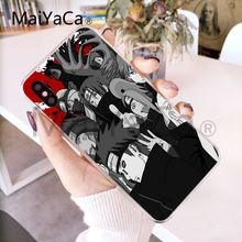 Anime Naruto Phone Case For Apple iphone XS XR SE And 6s 7 8