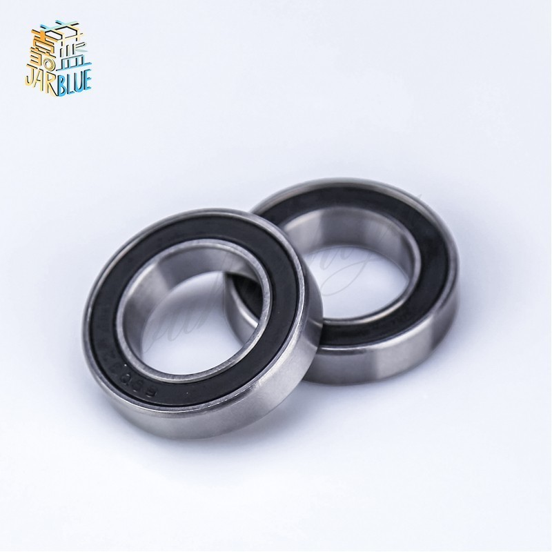 Free Shipping 12*28*8mm 6001-2rs 6001 2rs 6001 Rs 6001 Hybrid Ceramic Deep Groove Ball Bearing 12x28x8mm цена и фото