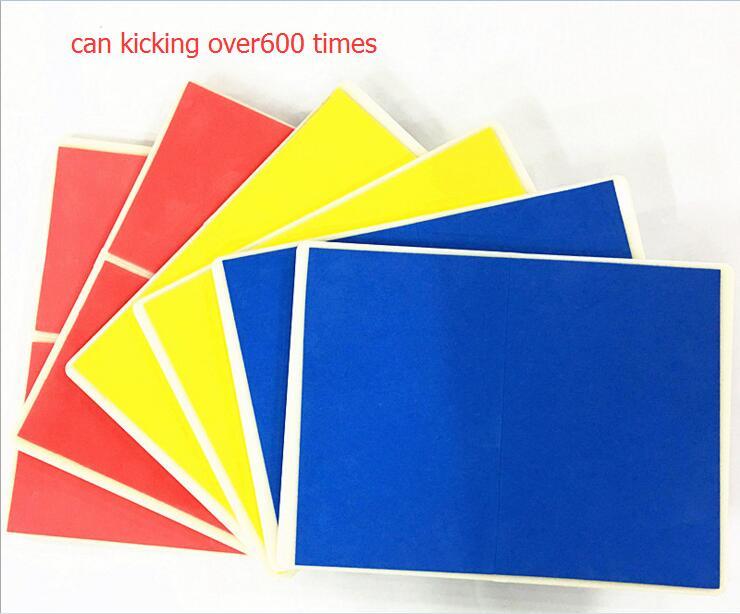 wesing harcművészeti képzés taekwondo rebreakable board