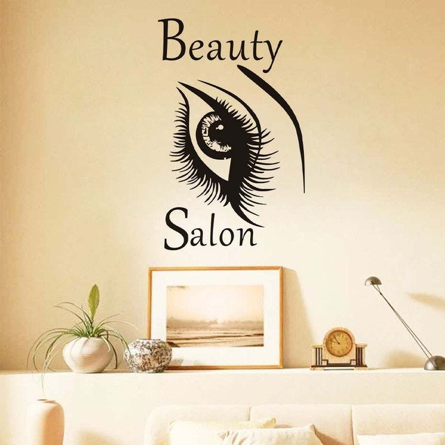 Aliexpresscom Buy Fashionable Beautiful Big Eye Wall Sticker - Vinyl stickers designaliexpresscombuy eyes new design vinyl wall stickers eye wall