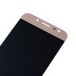 Image 4 - 5.5 inç ekran paneli meclisi Samsung Galaxy J7 Pro J730 dokunmatik ekran LCD değiştirme ile ayarlamak parlaklık