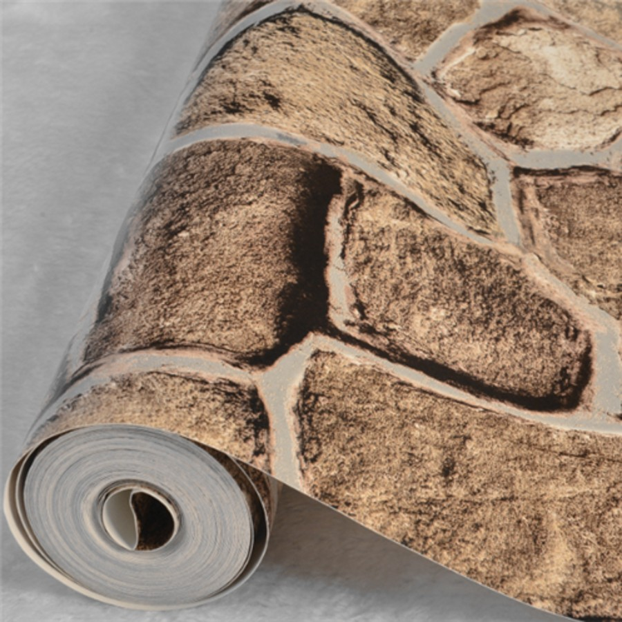 Beibehang papier peint mural rouleau brique motif papier peint pierre motif papier peint pour murs 3 d papel de parede sala papier peint