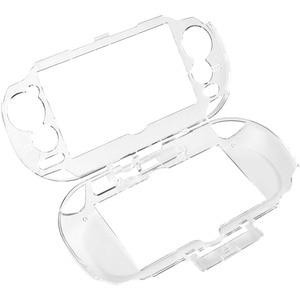 Image 5 - Yoteen Crystal Case Voor Ps Vita Transparant Shell Voor Psv 1000 2000 Bescherming Cover Voor Psv/Psv Slim Clear hard Plastic Case