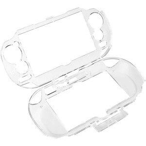 Image 5 - Yoteen קריסטל מקרה עבור PS Vita שקוף פגז עבור PSV 1000 2000 הגנת כיסוי עבור PSV/PSV slim ברור קשה פלסטיק מקרה