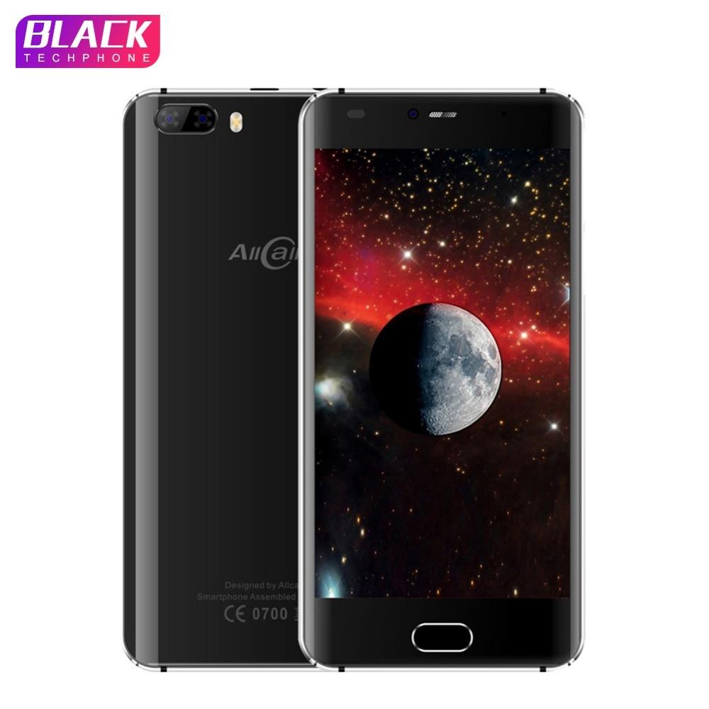 AllCall Rio 3g Smartphone IPS Dual Curvo Schermo di 1280*720 p Quad-core 1.3 ghz 1 gb 16 gb 8.0MP 2.0MP Posteriore Dual Camera Smart Phone