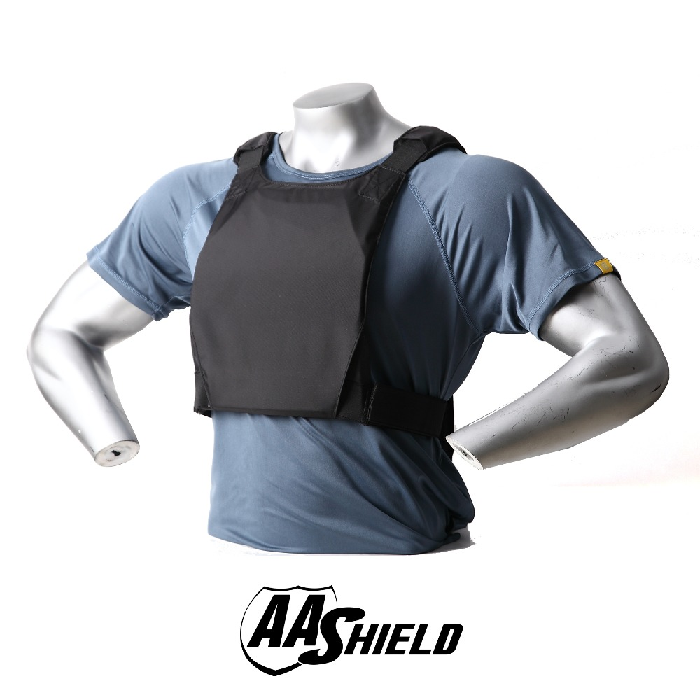 Image 5 - AA Shield Plate Holder Soft Armor Panel Covert Carrier Ballistic Body Armor 10X12 Bullet Proof Plates Concealed Vest-in Safety Clothing from Security & Protection