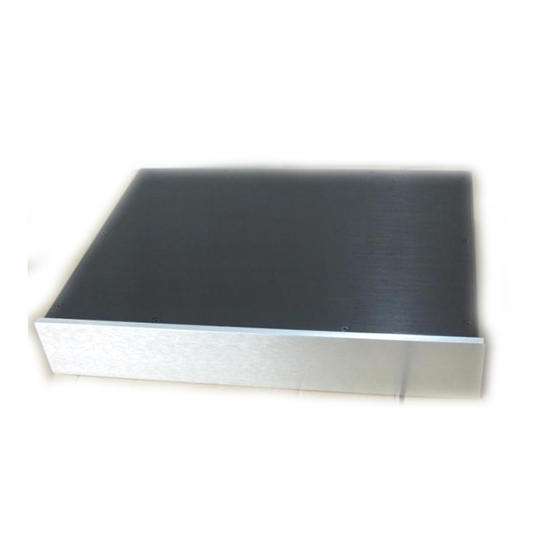 BZ4307 Full aluminum Preamplifier enclosure Power amplifier chassis DAC Decoder case  430*70*308mm 4309 blank psu chassis full aluminum preamplifier enclosure amp box dac case