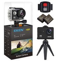 EKEN H9 H9R Original Action Camera Ultra HD 4K 25fps 1080P 60fps Go WiFi 2 170D