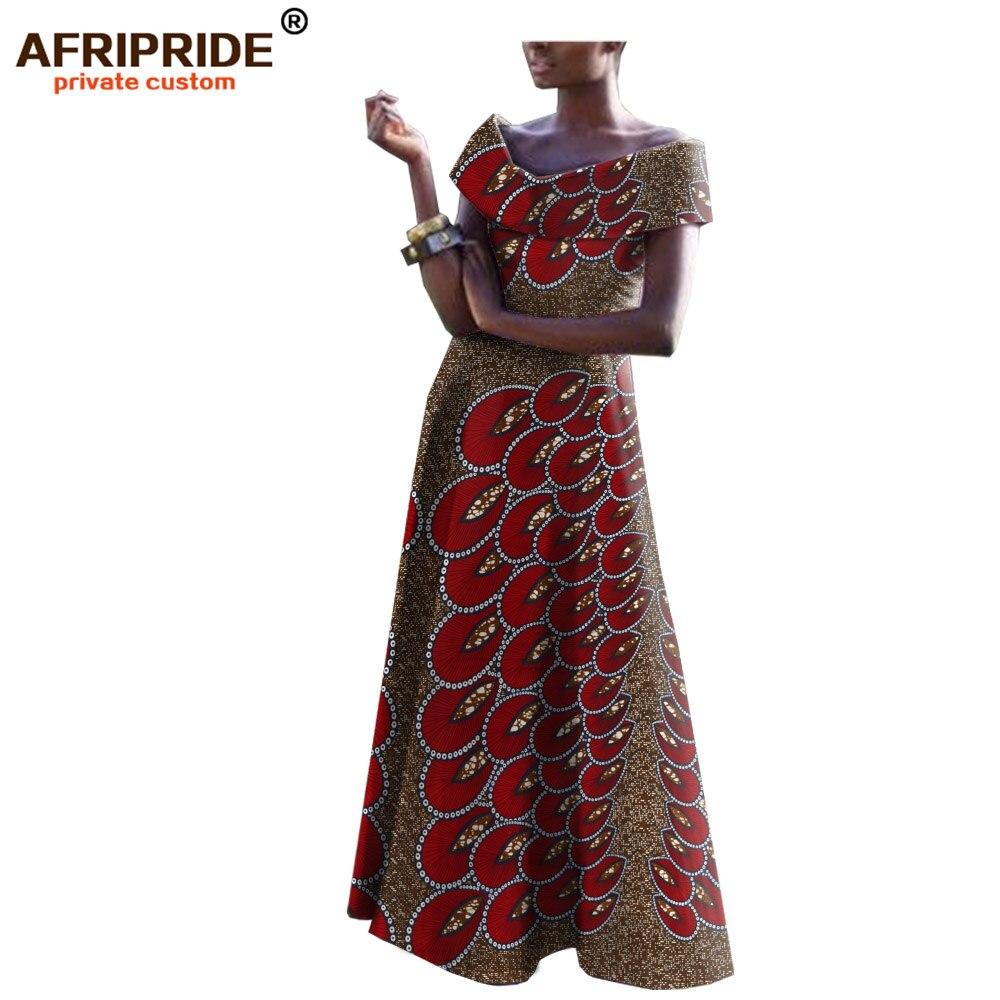 2018 AFRIPRIDA privatna prilagođena afrička odjeća za žene - Nacionalna odjeća - Foto 4